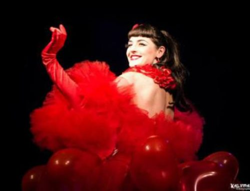 Workshop Burlesque spécial St Valentin
